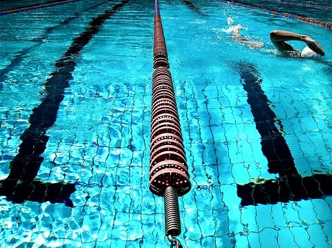 Universal Academy Coppell swimming