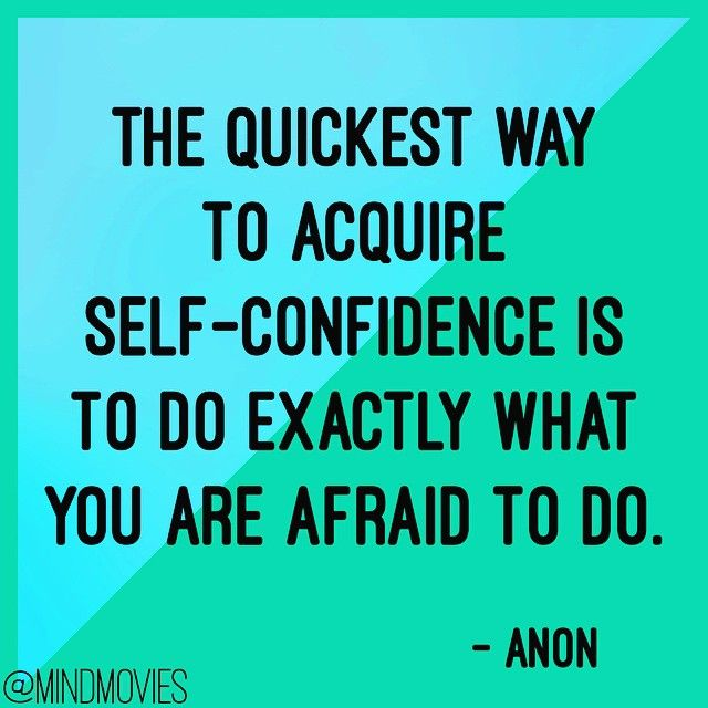 Quotes About Self Confidence: Universal Academy