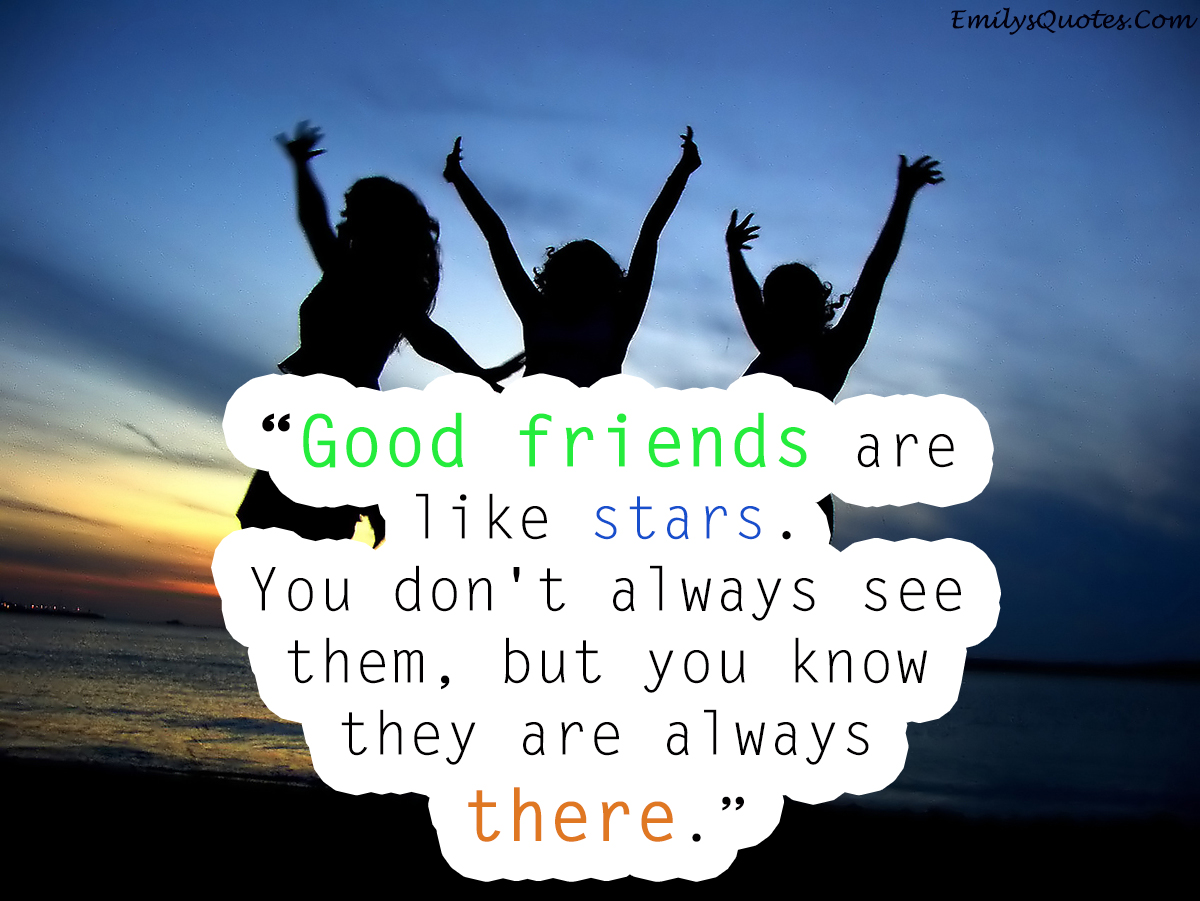 Quotes On Friendship Trust And Love: Universal Academy